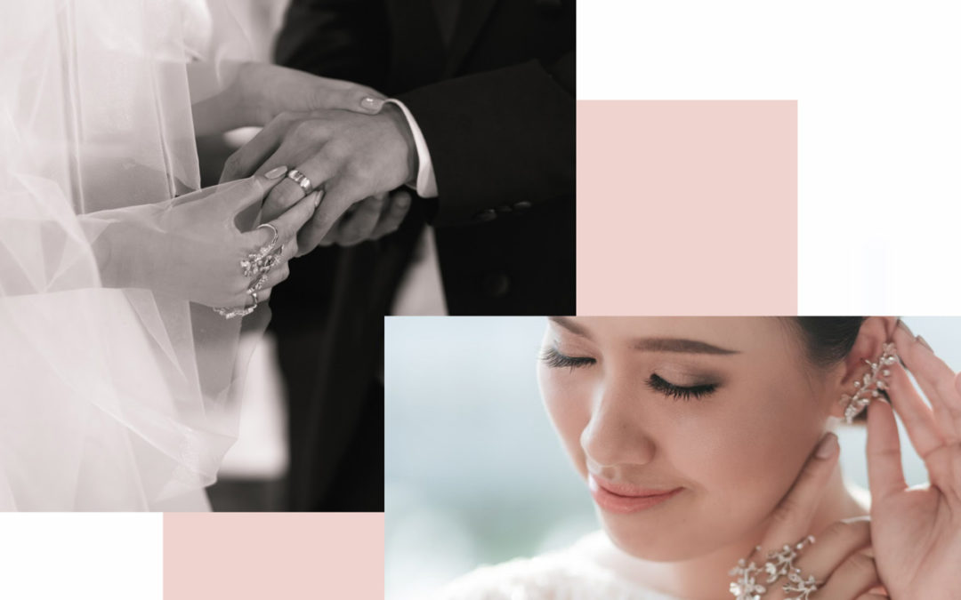Wedding Jewelry ::: We will charm your special day