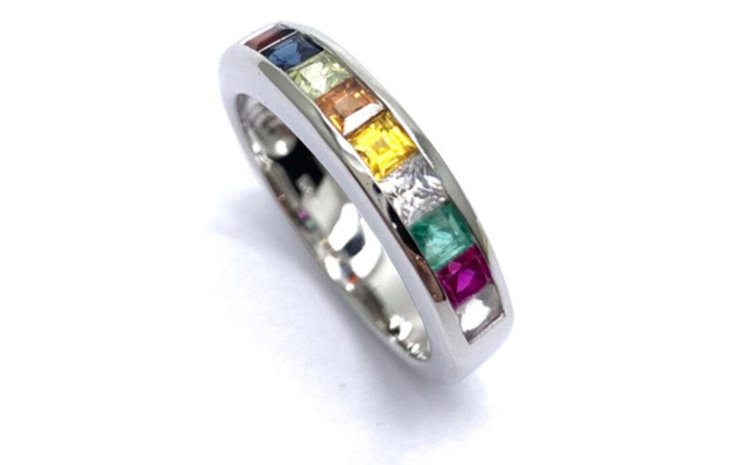 Eternity Ring Half