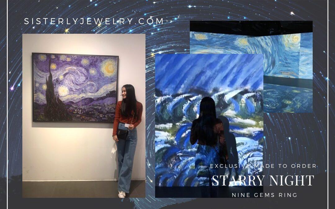 Starry's story กว่าจะมาเป็นแหวนราตรีประดับดาว